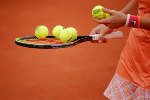 Tenis grup dersi